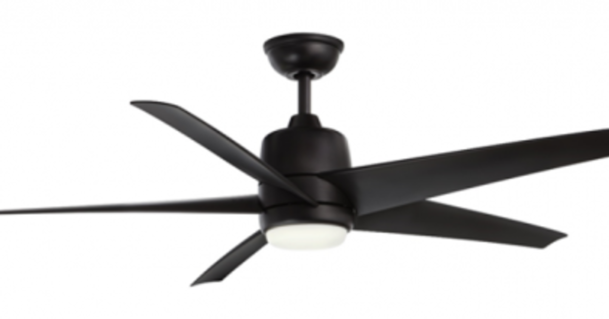 Ceiling fans sold at Home Depot have been called in because the blades might blow
