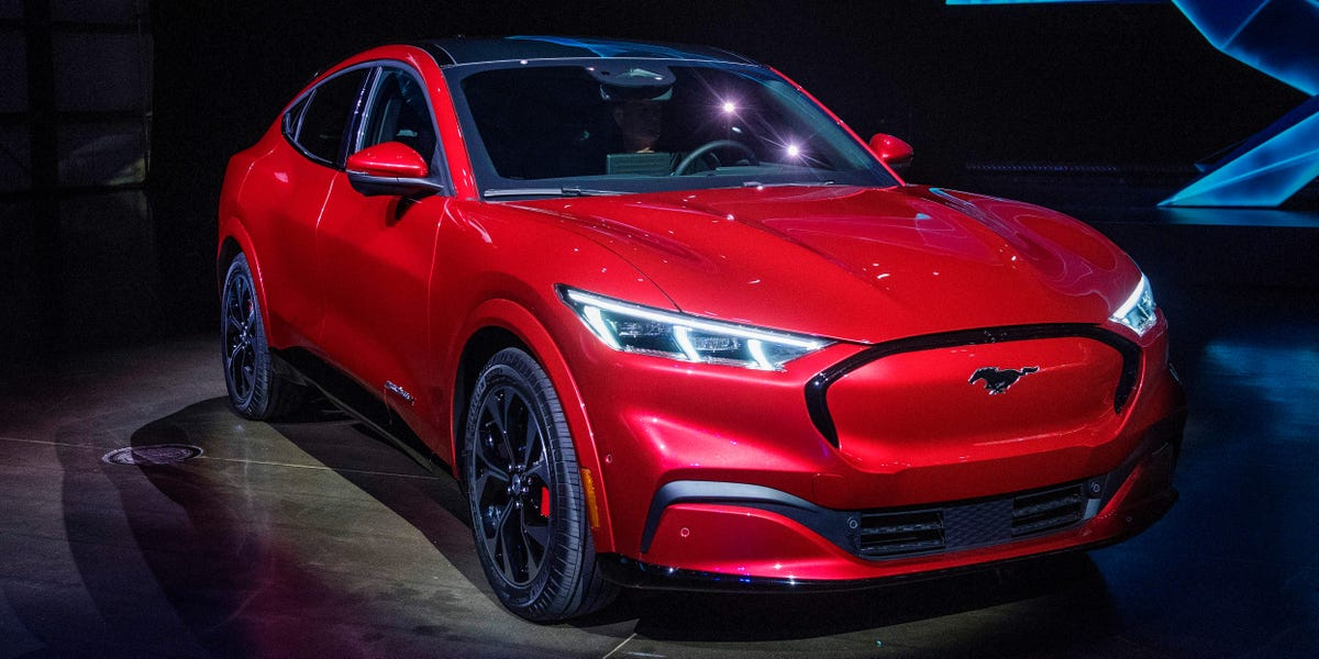 Ford Mustang Electric chief criticizes Tesla's quality problems