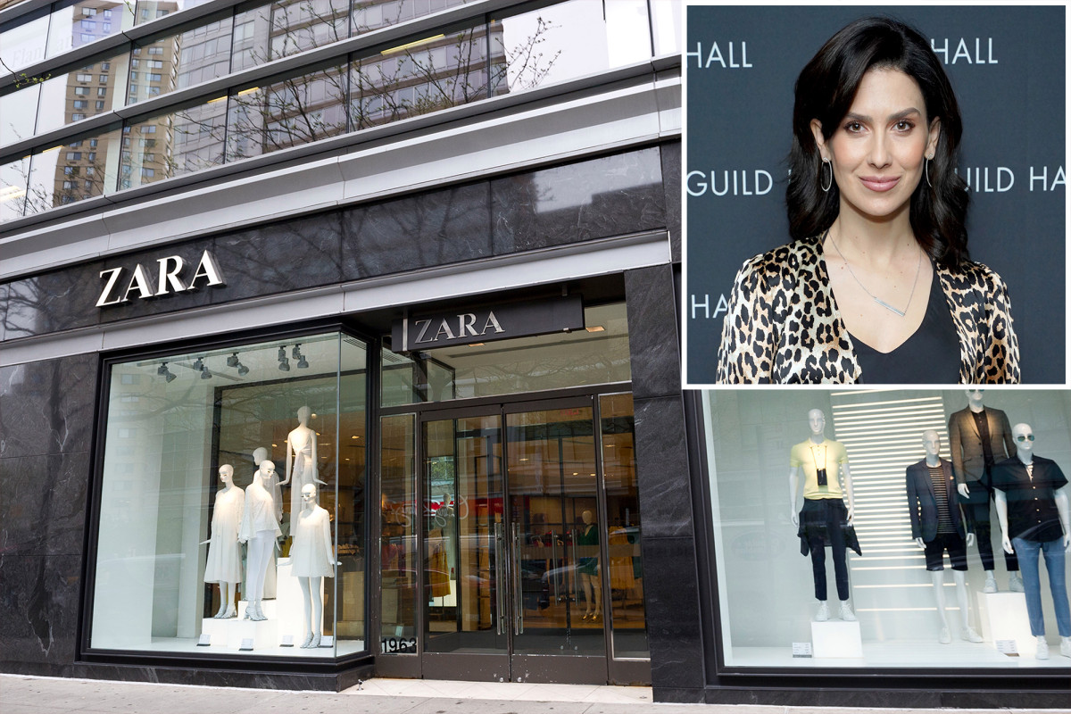 Hilaria Baldwin claims to have loved Zara before she was in this country
