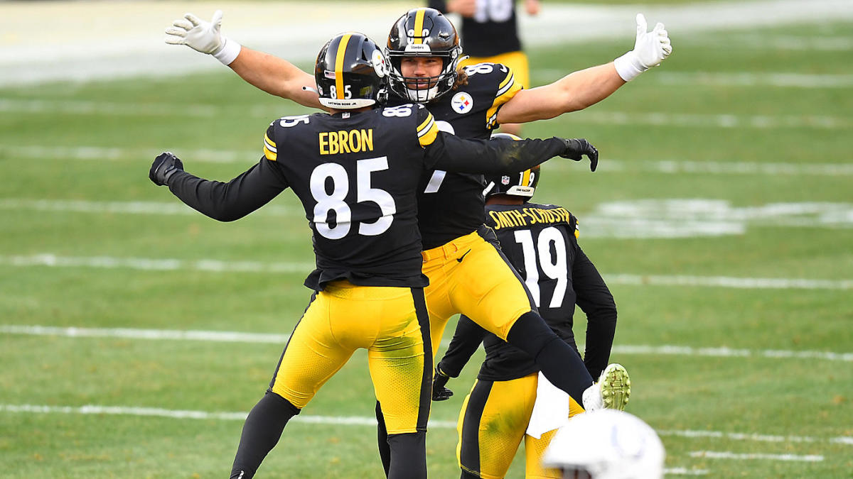 "NFL scores Week 16: Steelers gets ""A-"" for improbable win versus Colts, Brown gets ""D-"" for loss to planes"