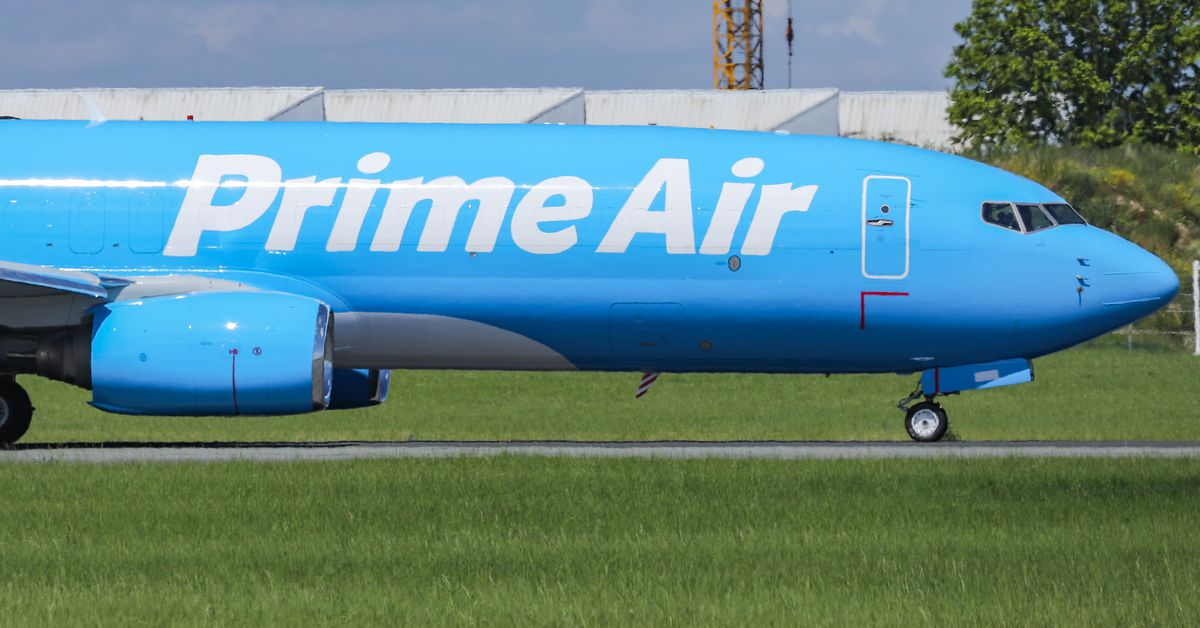 Amazon has just bought a batch of used commercial aircraft for the first time