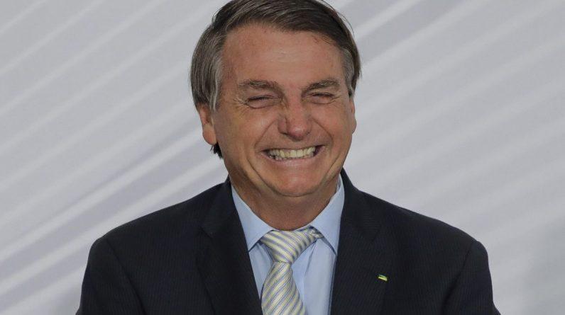 Brasil: Parabéns pela tarde de Jair Bolsonaro a Joe Biden |  O mundo |  Notícias  o sol