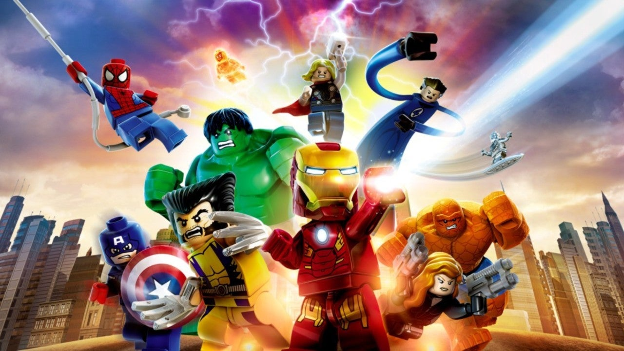 LEGO Marvel Super Heroes is apparently coming to the Nintendo Switch