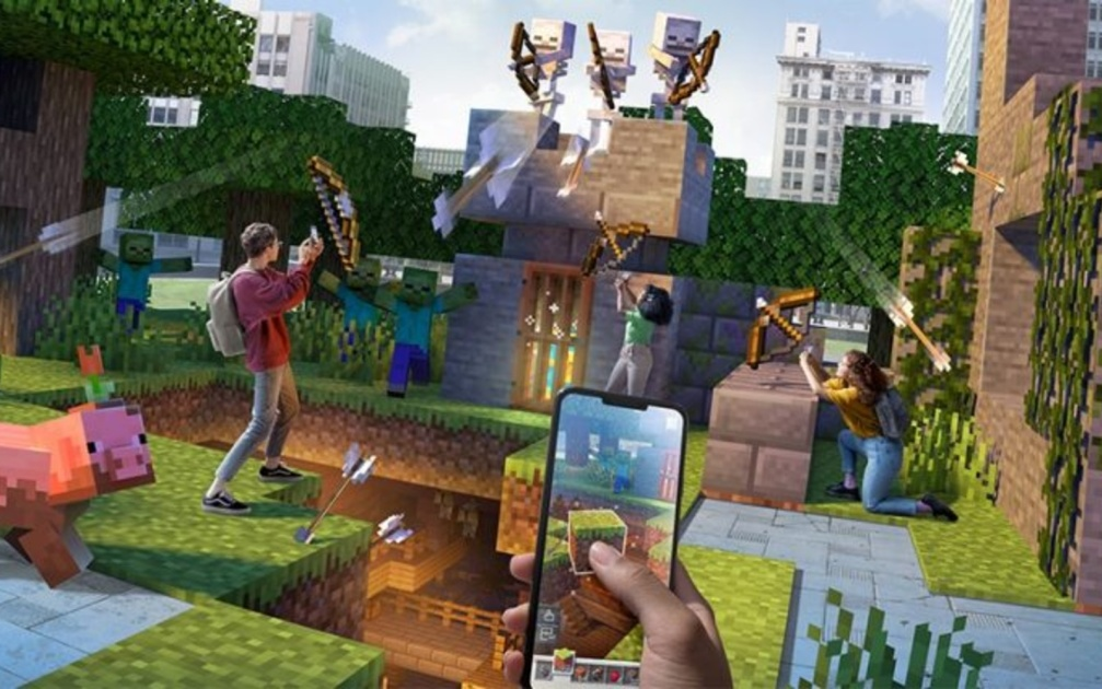 Minecraft Earth will be closed on June 30th
