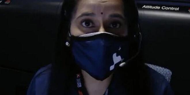 """The Lady with the Bindi"", um vídeo da NASA se espalha rapidamente"