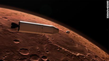 O longo caminho para retornar amostras de Marte pela primeira vez
