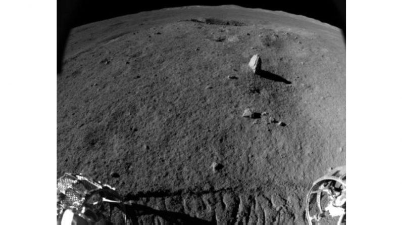 """China descobre um fragmento """"incomum"""" do outro lado da lua"""