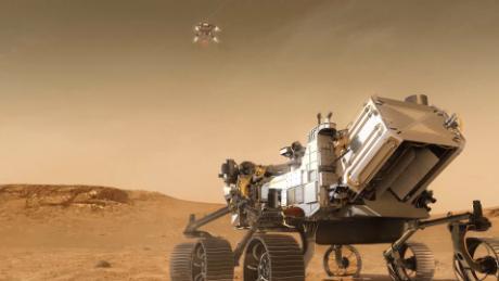 A nave Perseverance da NASA pousará em Marte esta semana.  Aqui está o que esperar