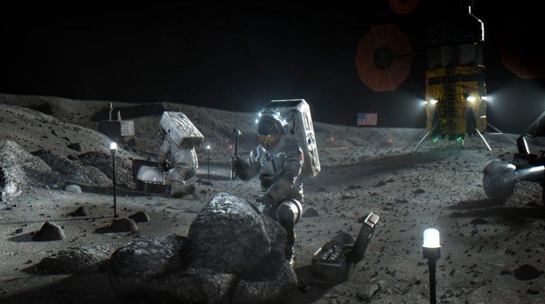 O presidente em exercício da NASA disse que o alvo lunar de Trump em 2024 está em perigo