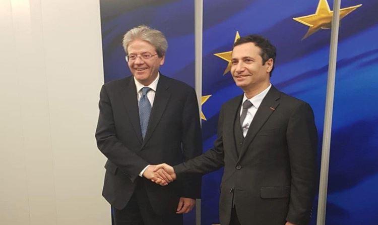 Triunfo do European Central Financial    Challenge.ma