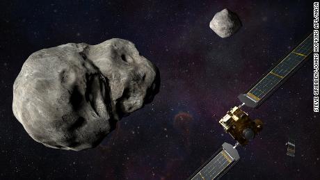Dia Mundial do Asteróide: um olhar sobre a primeira missão de defesa planetária da NASA