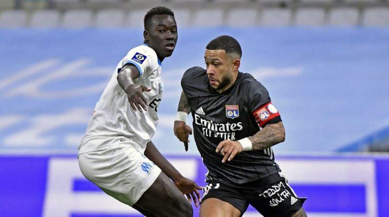 Futebol / Ligue 1 1. O OL não conseguiu avançar em Marselha