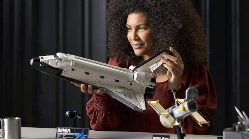 LEGO lança kit épico de descoberta de ônibus espacial da NASA com 2.354 peças