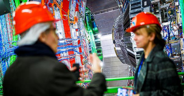 Scientists at Cern may have stumbled upon a new force of nature