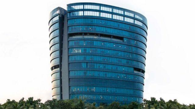 Escritório Zoho Chennai