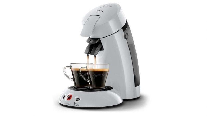 Desconto: -43% na máquina de café Philips Senseo original