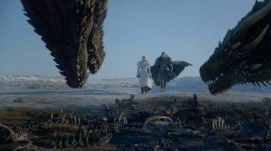 """HBO celebra 10 anos de """"Game of Thrones"""" com grande fanfarra"""