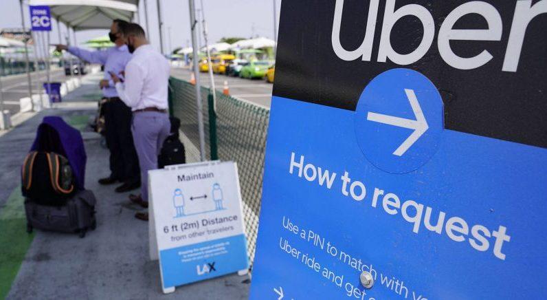 Mercredi, Uber a déclaré qu'aux Etats-Unis, les réservations de VTC avaient poursuivi leur reprise en avril en glissement mensuel.