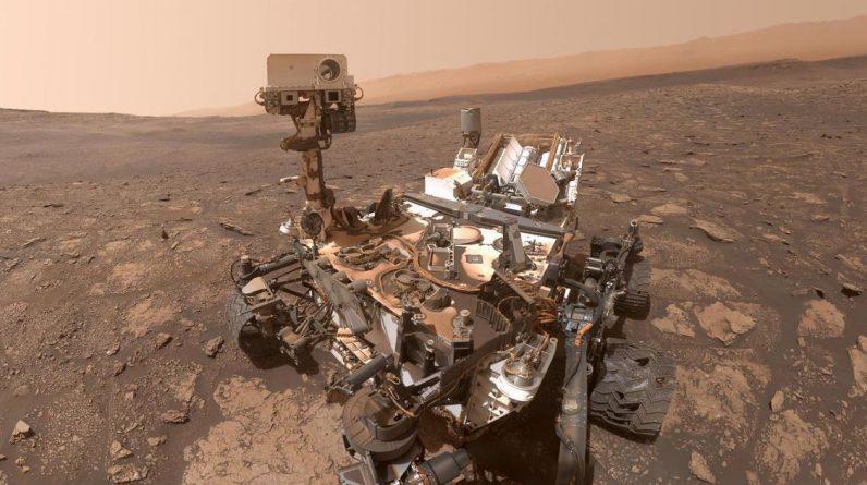 O rover Curiosity da NASA pode ter resolvido o mistério do metano em Marte