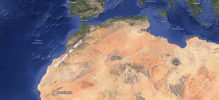 A missão estratégica de Marrocos no Oceano Atlântico!  - Le7tv.ma