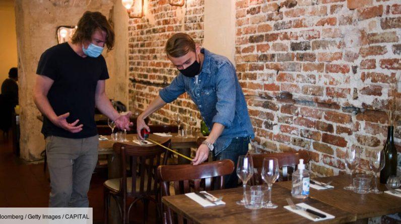 Covid-19: Dia D para reabrir os refeitórios