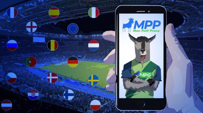 Lancé en 2014 à l'occasion de la Coupe du monde au Brésil, le jeu Mon Petit Prono compte 1,1million d'utilisateurs pour l'Euro 2021 de football.