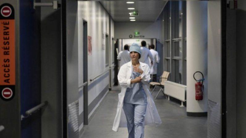 O lento declínio nos hospitais continua