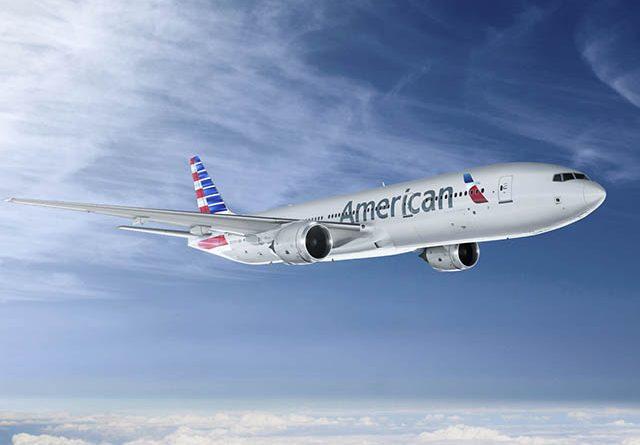 American Airlines relança uma terceira rota para Santiago do Chile