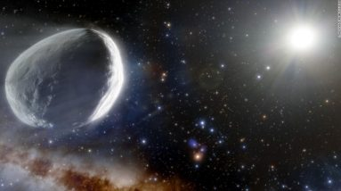 O maior cometa conhecido está se aproximando o suficiente de nós para ser visível