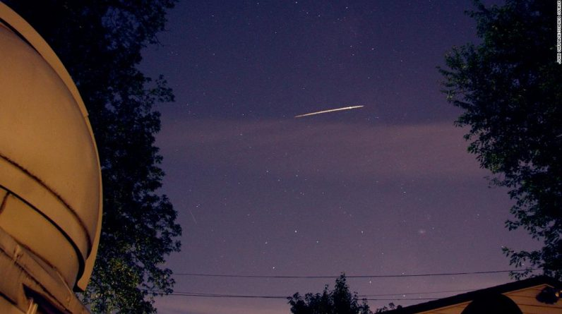Chuva de meteoros Delta Aquariids: quando e como assistir