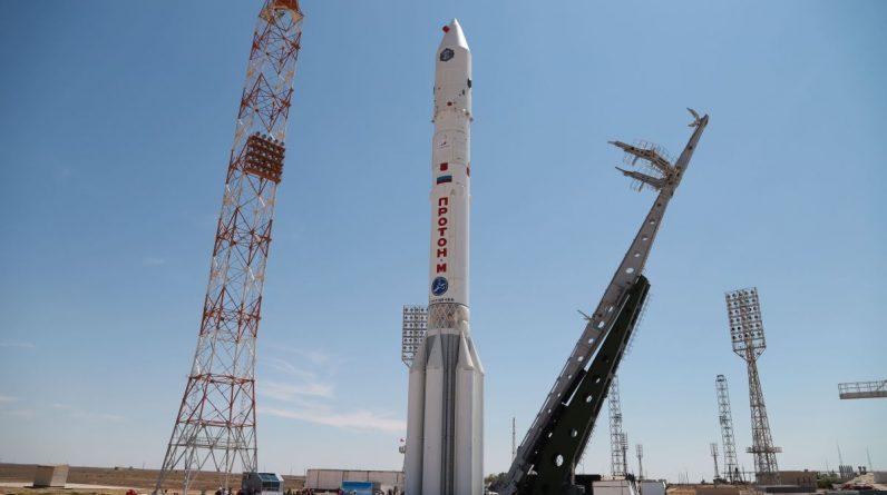 A Rússia vai lançar um novo laboratório de ciências espaciais na manhã de quarta-feira, assista à transmissão ao vivo.