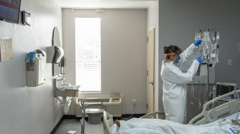 Autoridades de saúde de Austin alertam que 16 leitos de UTI permanecem suficientes para 2,3 milhões de residentes conforme aumentam os casos de COVID