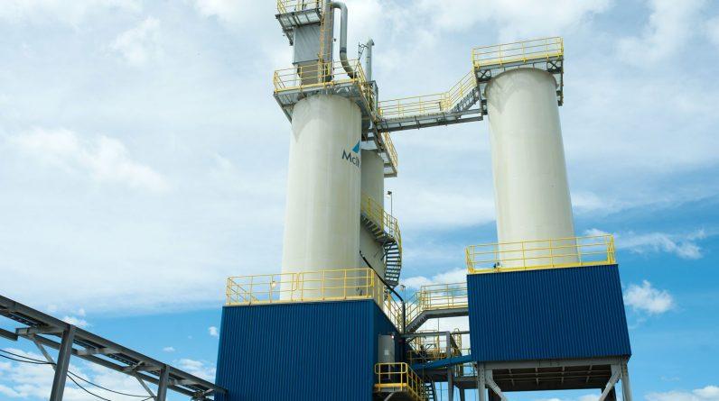 Fábrica de cimento Port-Daniel está sob controle brasileiro