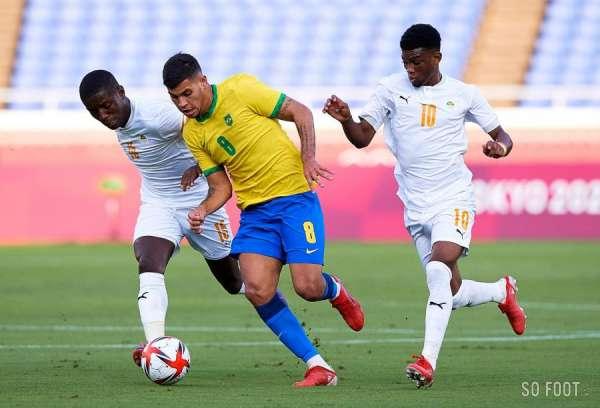 Honduras e Argentina voltam aos trilhos, Brasil vacila / JO (no solo) / primeira rodada / J2 / SOFOOT.com
