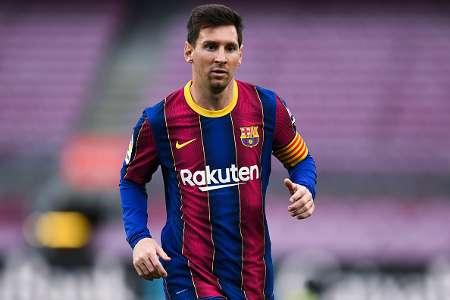 """O Barcelona deve agora """"recrutar"""" Messi"""