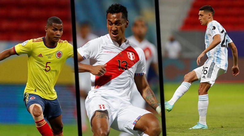O que foi revelado na Copa América já começa a acender a janela de transferências