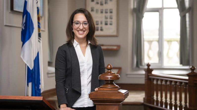Sherbrooke Municipal Race: Evelyn Bowden sonha com governo local |  Política |  notícias |  direito