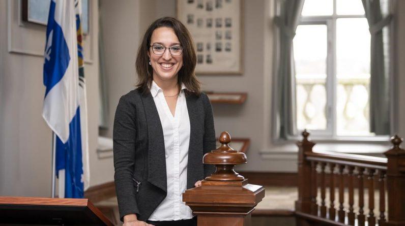 Sherbrooke Municipal Race: Evelyn Bowden sonha com o governo local