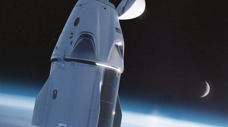 SpaceX Crew Dragon para a missão orbital totalmente civil tem um banheiro incrível
