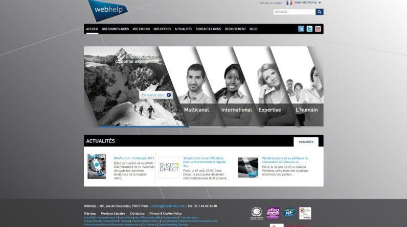 Webhelp da França adquire OneLink