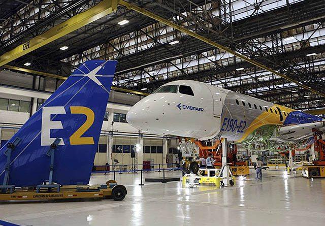 Embraer: lucro líquido do segundo trimestre