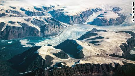 A quantidade de gelo da Groenlândia que derreteu na terça-feira pode cobrir a Flórida em 5 centímetros de água