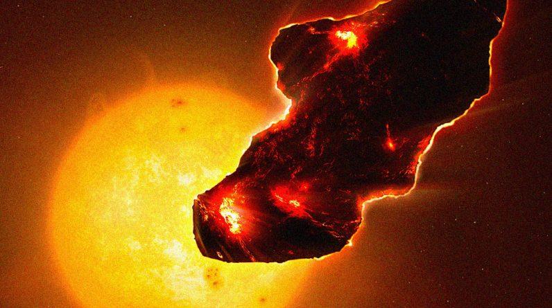 Os cientistas acabam de descobrir o asteróide mais rápido do sistema solar