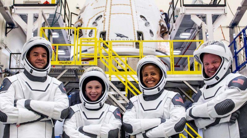 SpaceX tem permissão para um lançamento civil histórico na próxima semana