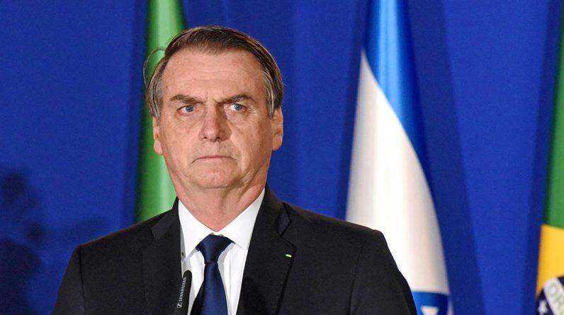 Jair Bolsonaro irrita judeus brasileiros