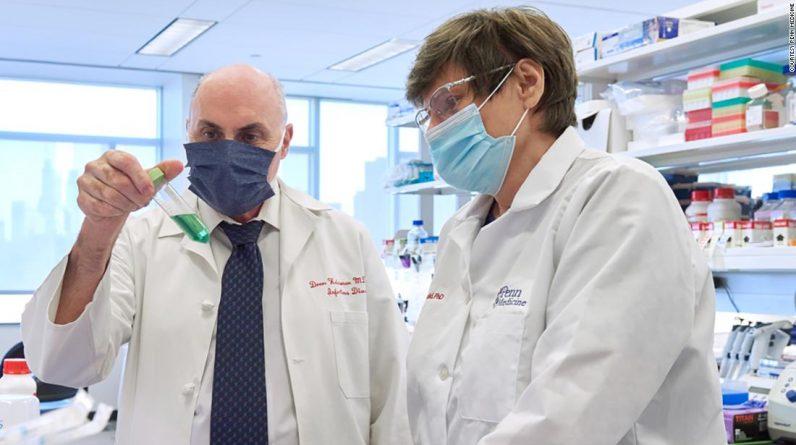 Os pesquisadores que desenvolveram a tecnologia de mRNA por trás das vacinas da Covid ganham o 'Prêmio Nobel dos EUA'
