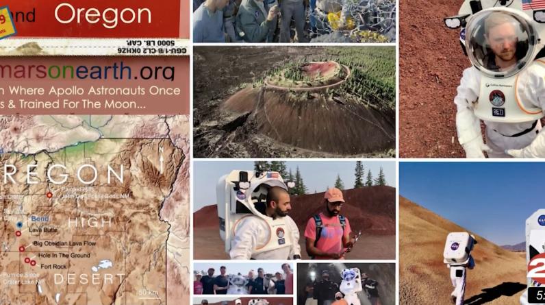 Novos trajes espaciais, teste familiar: NASA está de volta ao monóxido de carbono para se preparar para a exploração de Marte, de volta à lua