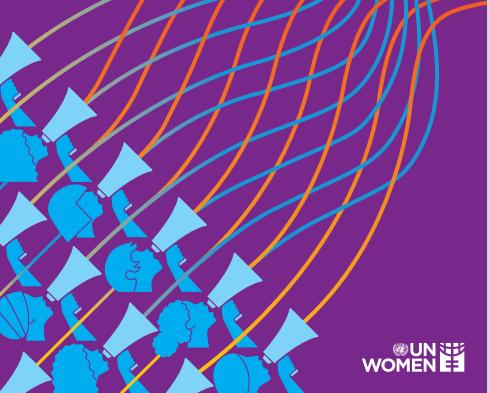 ONU Mulheres revela novo roteiro feminista para recuperação e transformação econômica