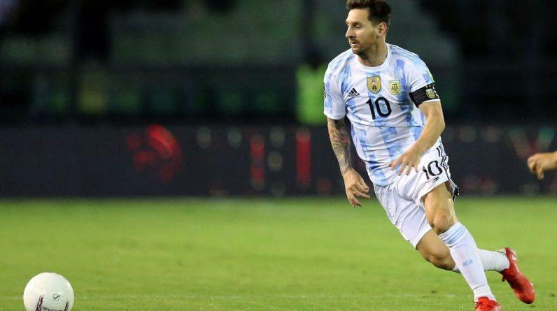 Paris Saint-Germain: Messi está pronto para enfrentar o Brasil Neymar