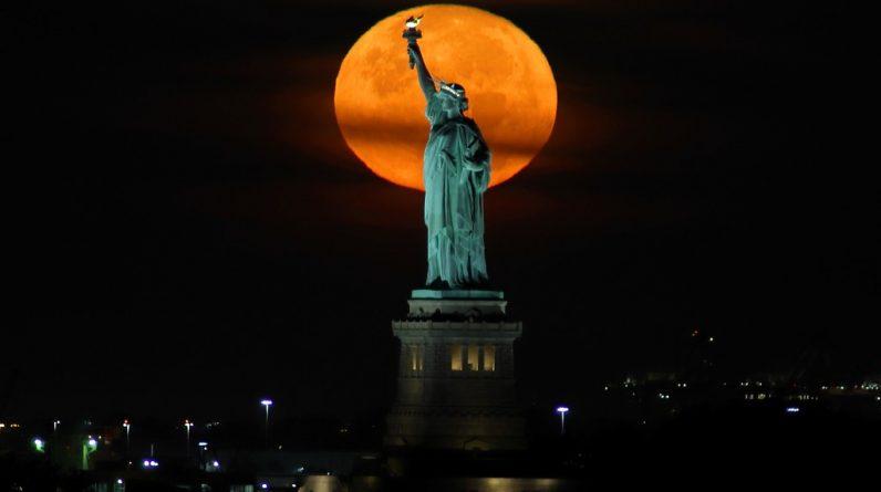 Quando você verá a lua cheia de 2021, a última lua antes do equinócio de outono